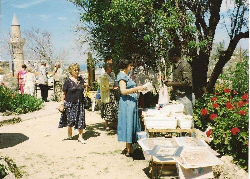 The Shop in the Garden, 1999