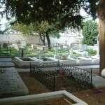 The Old British Cemetery, Kyrenia, Cyprus