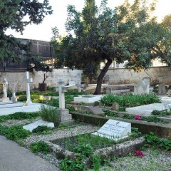 The Old British Cemetery, Kyrenia, Cyprus