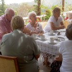 Coffee Morning at St Andrew's Church, Kyrenia, Cyprus