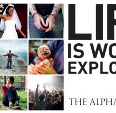 Alpha Course at St Andrew's Church, Kyrenia