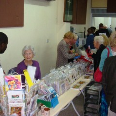 The Shop at St Andrew's managed by Linda and Ruth Smith